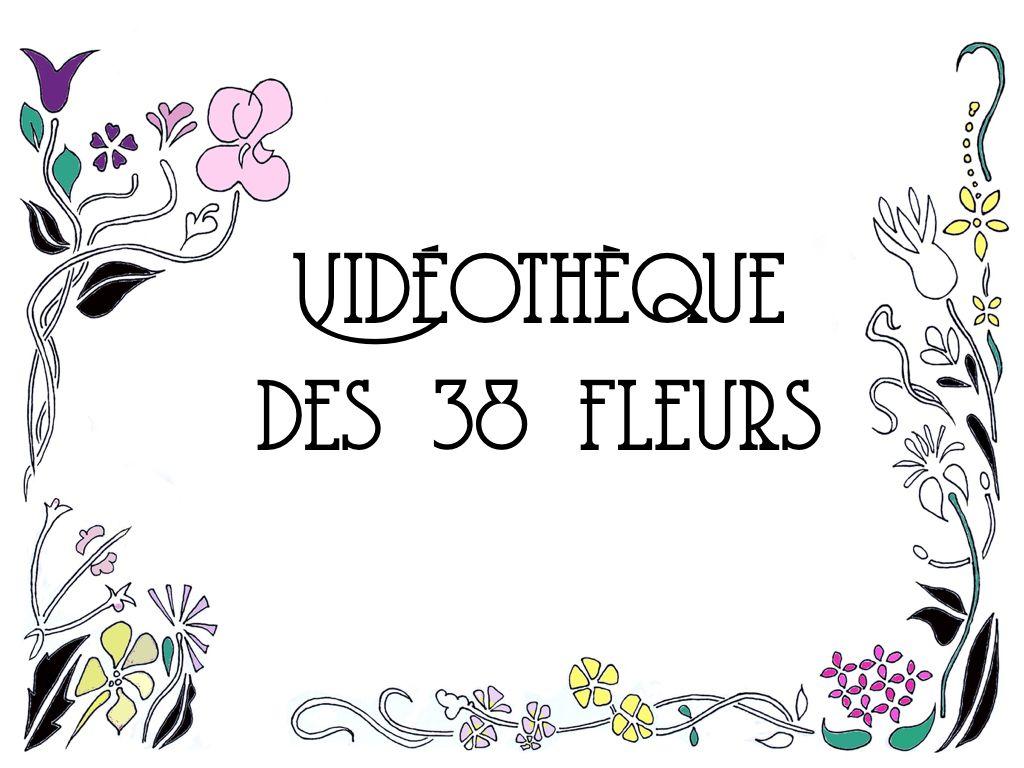 vidéothèque mes Fleurs de BACH
